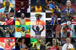 IAAF World Athlete of the Year 2014, ecco tutti i 20 candidati