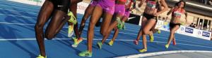Gatlin-Powell, doppio sprint da favola. Galvan brilla nei 300 di Mennea